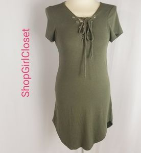 💥Just In💥Hearts & Hips Olive Dress...Size M